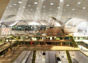 Аэропорт в г.Доха, Катар
