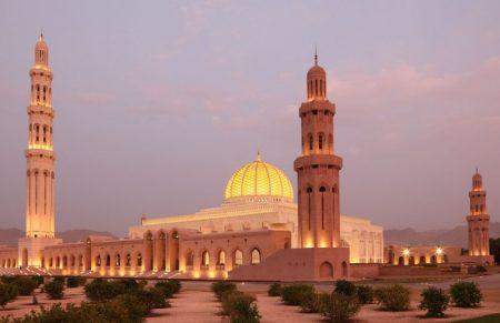 Великая мечеть султана Кабуса, Оман