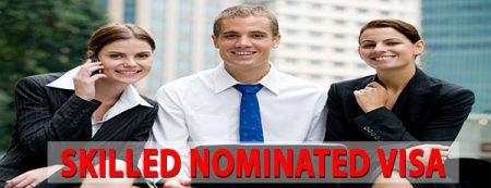 Программа Skilled – Nominated Visa