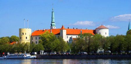 Рижский замок, Латвия
