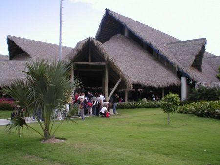 Аэропорт в Пунта-Кане
