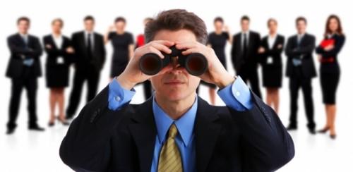 Рекрутинговые агентства занимаются поиском квалифицированных кадров для конкретных организаций