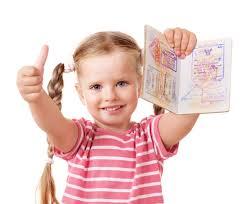 Детская виза в Польшу