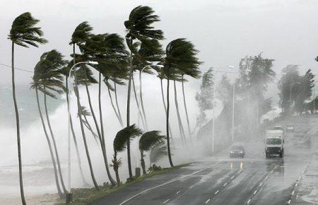 Непогода в Доминикане очень редкое явление