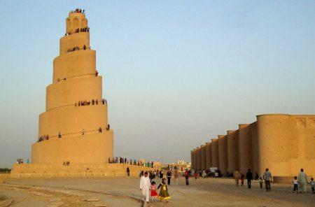 Археологические памятники Самарры, Ирак