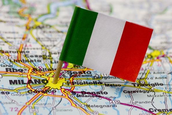 Итальянски флажок