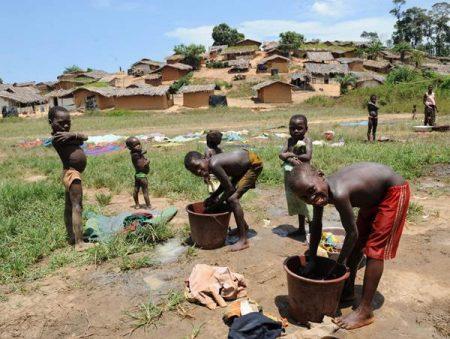 Страна, в которой процветает рабство- Мавритония