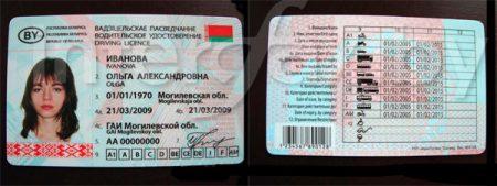 Права гражданина Беларуси