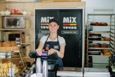 Работа в кафе быстрого питания