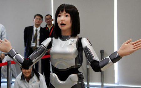 В Японии открыли робоотель