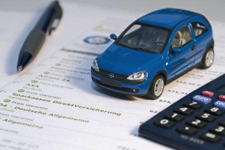 Обязательно нужно оформить страховку на автомобиль