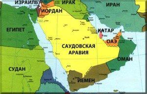 Арабские страны
