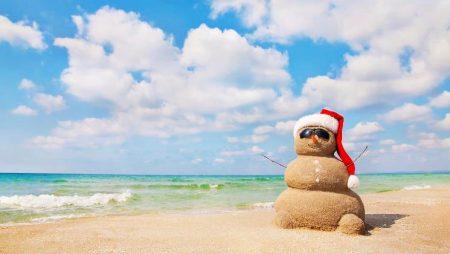 Зимой температура воздуха в Доминикане достигает отметки только 22 градуса.