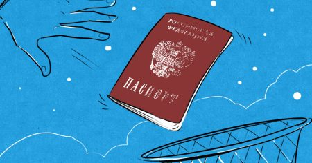 отказ от гражданства РФ