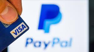 Оплата визы с помощью PayPal