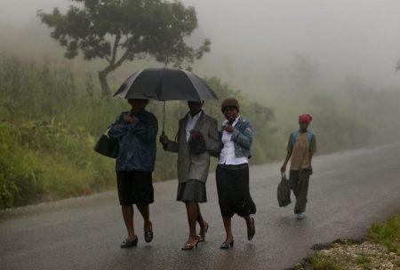 Дожди в Доминикане
