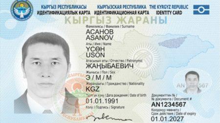 фото в паспорте