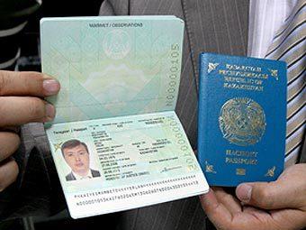Получение паспорта лично в руки