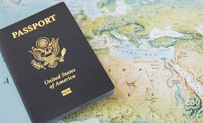 паспорт жителя Америки