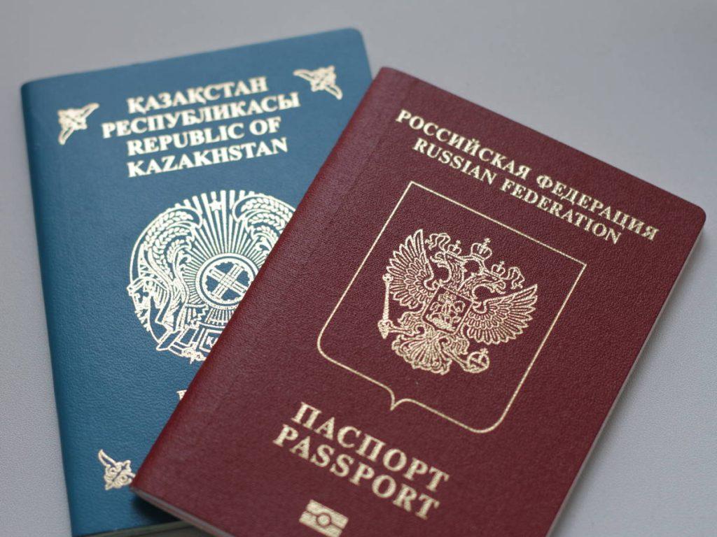 Имея российское гражданство для работы в казахстане какие документы необходимы