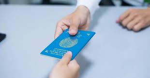 Получение паспорта в Казахстане