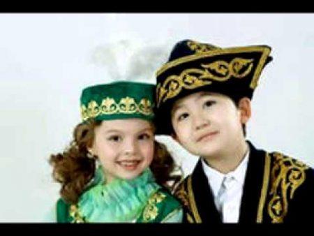 Дети Казахстан