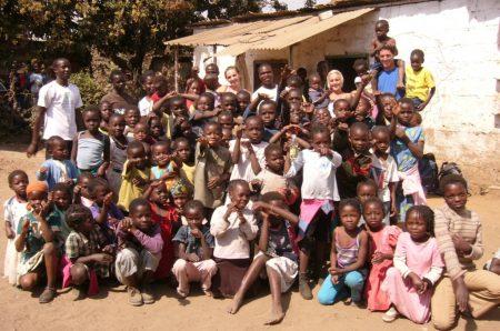 Население Замбии