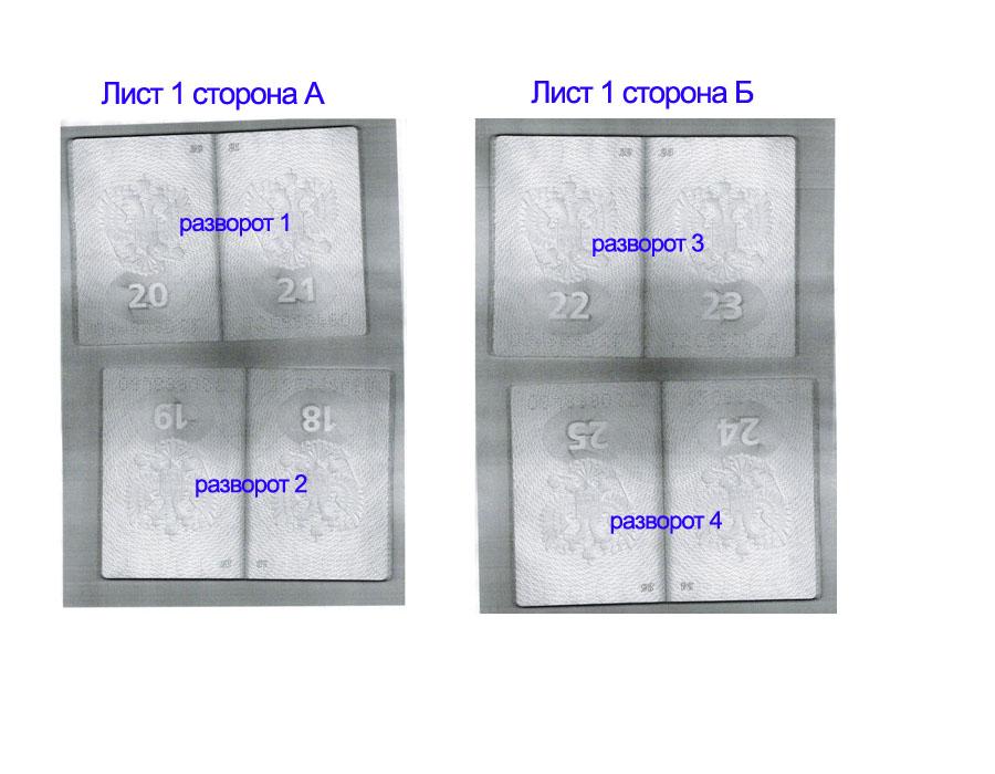 Как правильно сделать ксерокопию загранпаспорта для визы в испанию