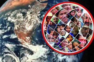 Население стран мира