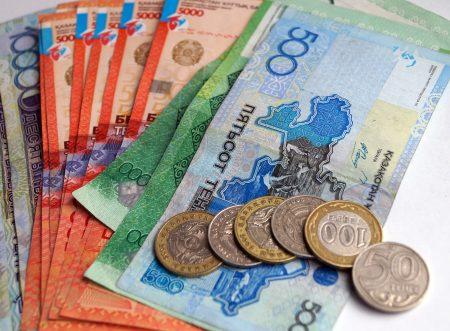 Тенге - валюта в Казахстане