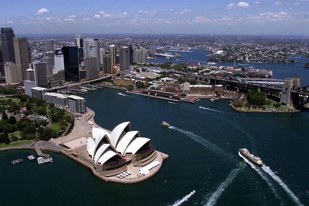 Заполнение анкеты для оформления визы в Австралию