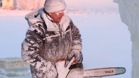 Работа в условиях крайнего севера