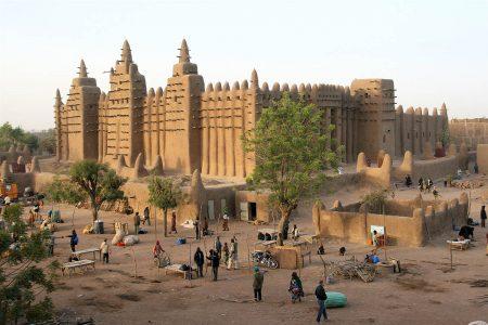 Мечеть Дженне, Мали