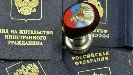 ВНЖ иностранного гражданина в РФ
