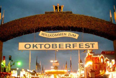 Октоберфест, Германия