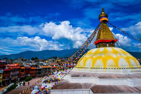 Непал днём