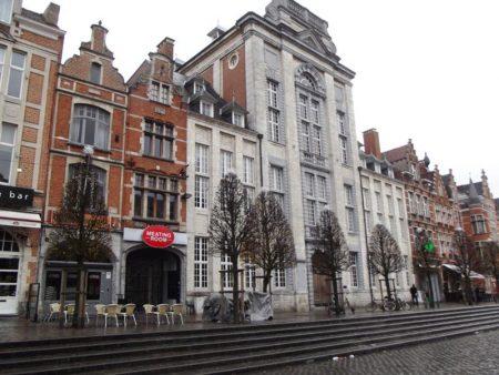 Лёвен - университетский город в Бельгии