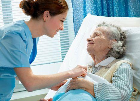 Работа медсестры