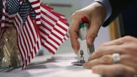 Получение работы в США