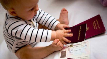 ребенок гражданин РФ