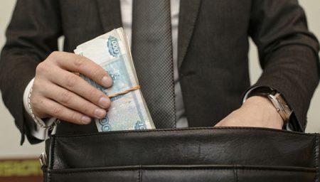 Зарплата налоговиков