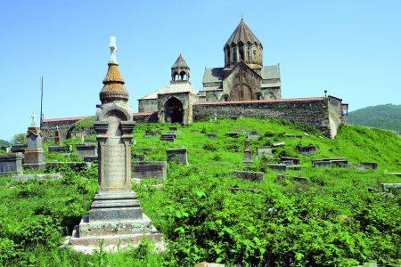 Гандзасарский монастырь