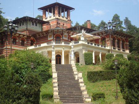 Ликанский дворец, г.Боржоми, Грузия