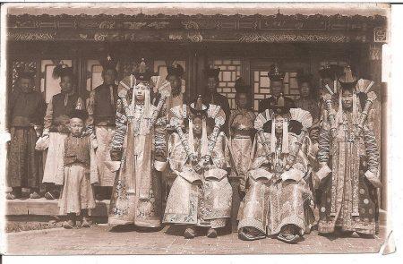 Монголия (1925 - 1928 гг.)