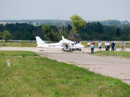 Самолет Dynamic WT9