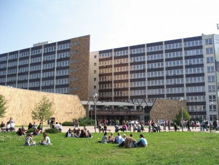университет экономики в Братиславе