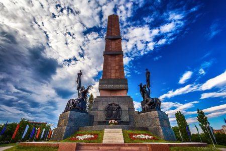 """Монумент """"Дружбы народов"""""""