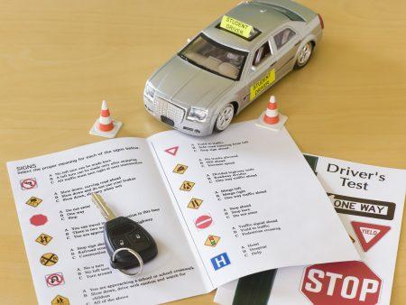 Экзамен на получение водительских прав в США