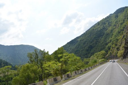 дорога Тбилиси-Батуми