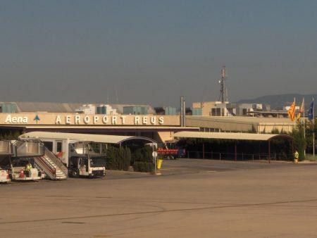 аэропорт Реус в Испании